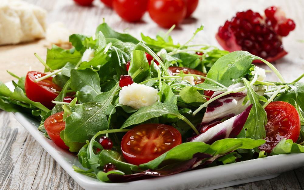 Diyet Salata Tarifleri