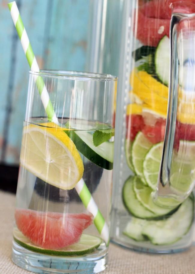 skinnymom - detoks içecekler