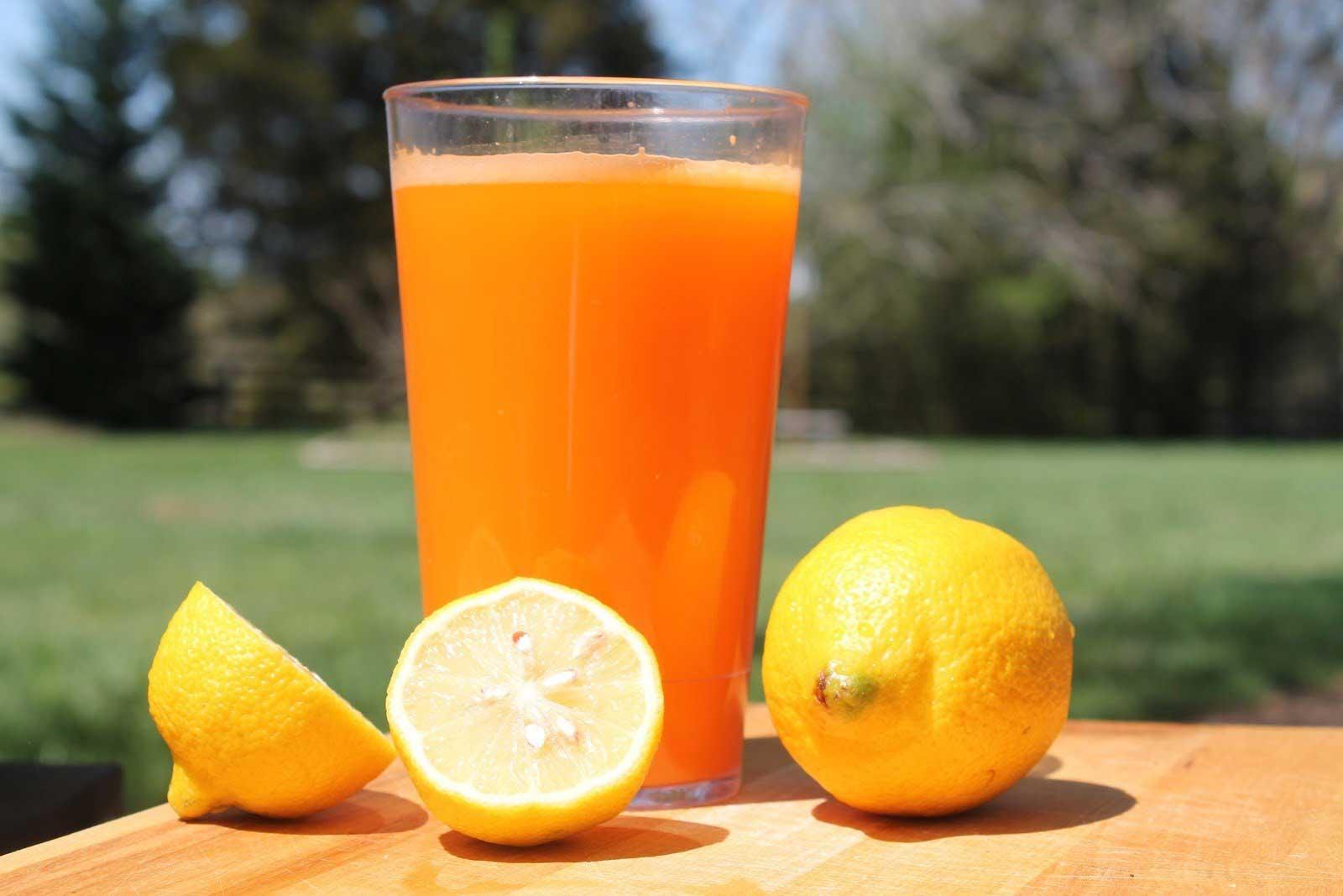Kan yapıcı doğal içecek tarifi
