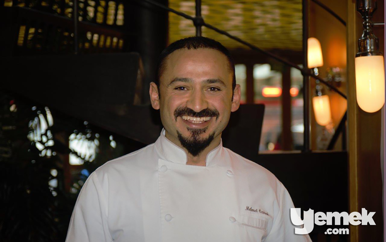 Kitchenette Şef Mehmet Öztürk