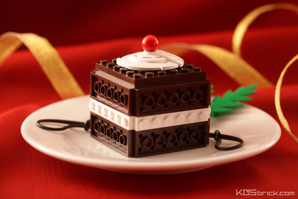 foodcember - lego çikolatalı pasta
