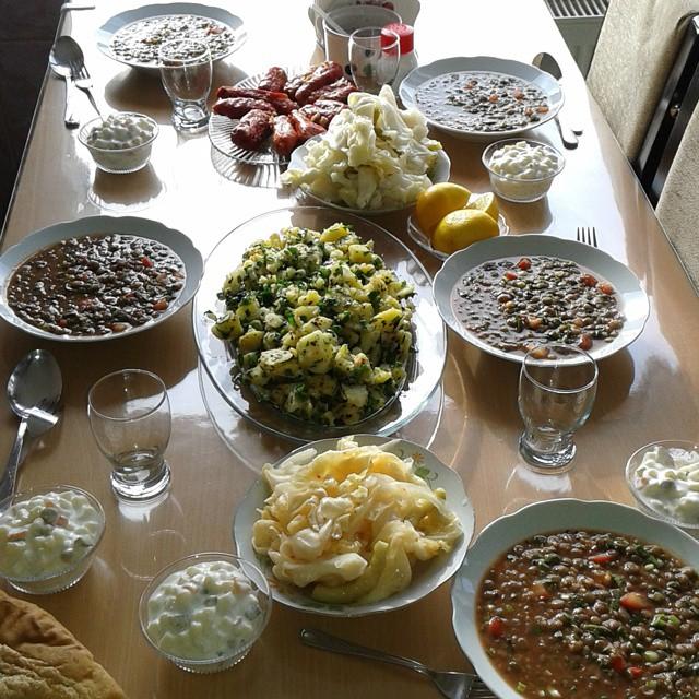 websta - mercimek badı - sivas yemekleri
