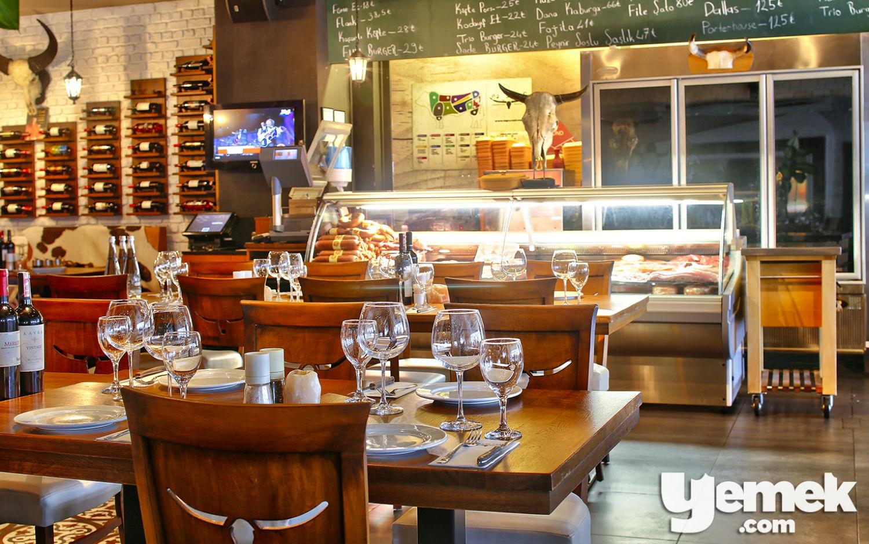 Özgür Şef Steakhouse & Kasap