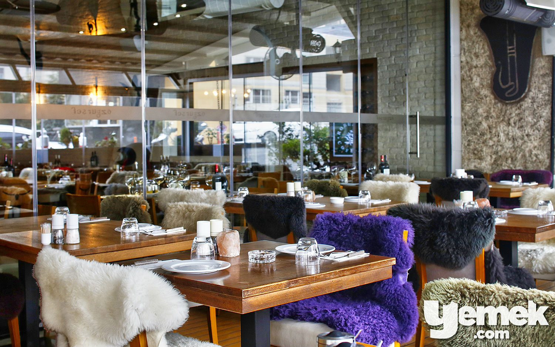 Özgür Şef Steakhouse Ataşehir Kış Bahçesi