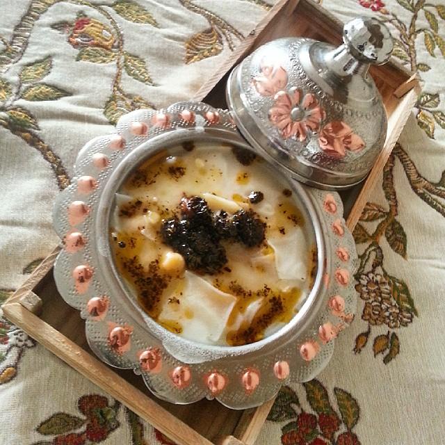 websta - peskutan çorbası - sivas yemekleri