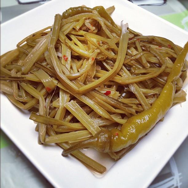 websta - dal turşusu - pezik - sivas yemekleri