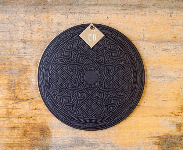 elcalotipo - tasarım bardak altlıkları