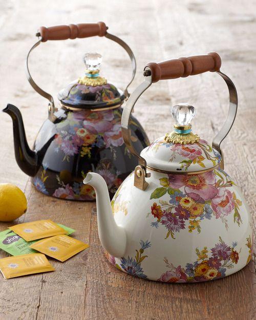 manualidades - tasarım çay demlikleri