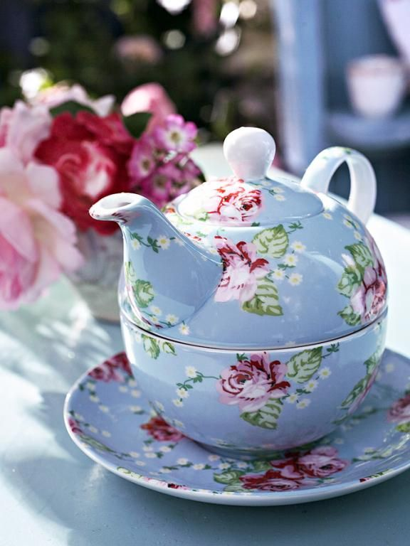 zuhausewohnen - tasarım çay demlikleri