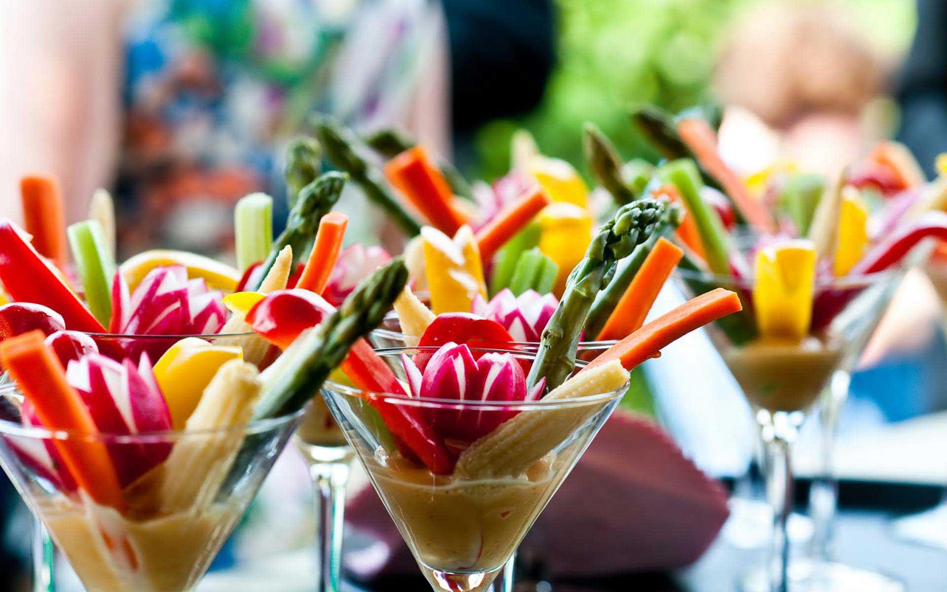 fruits - vejetaryen yemekleri