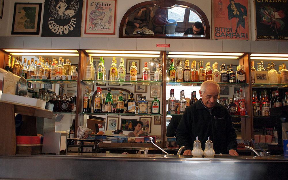 bar de santis - roma