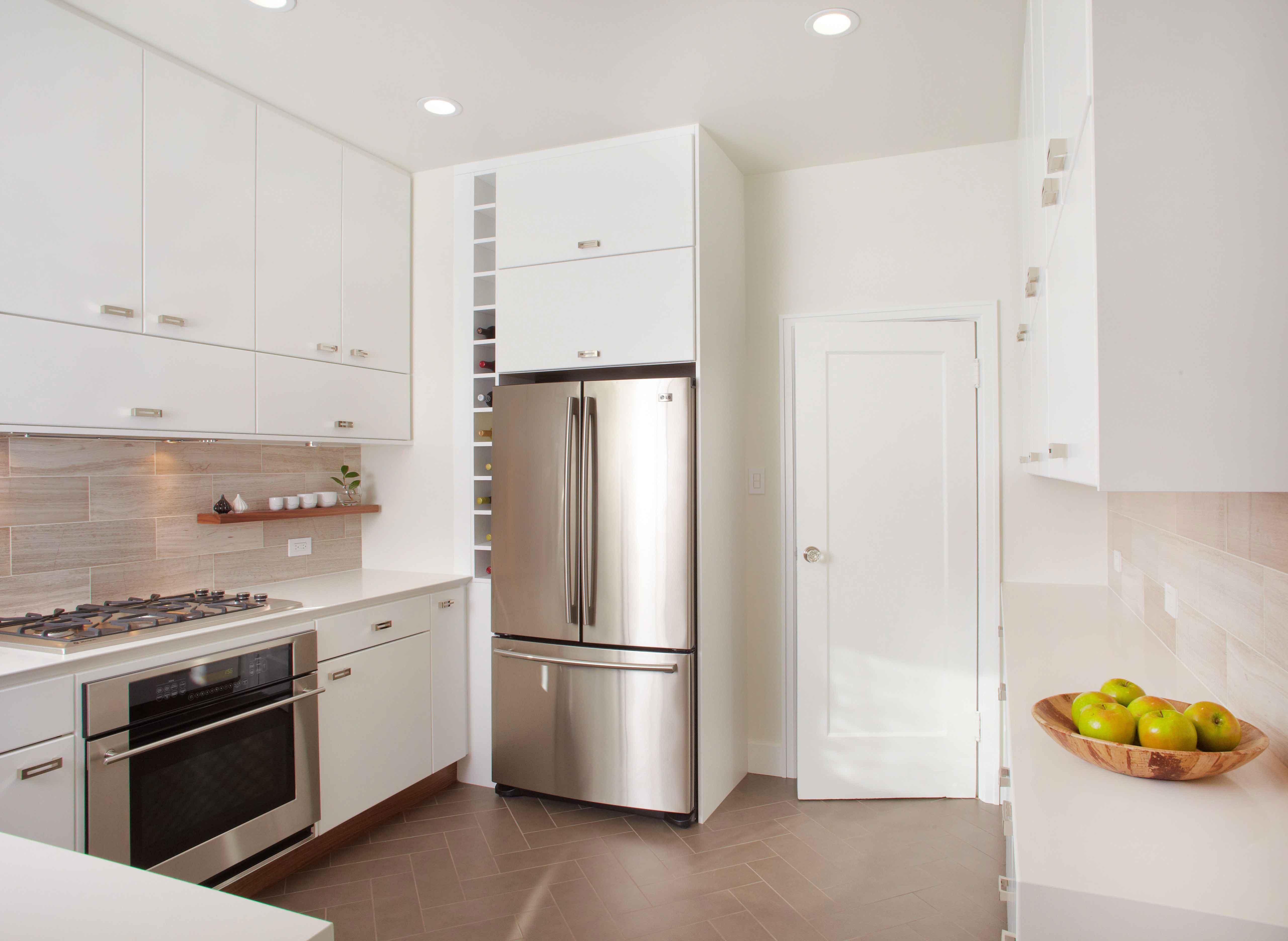 Mutfakların iç mekanları. Öz-tasarım için birkaç ipucu 21