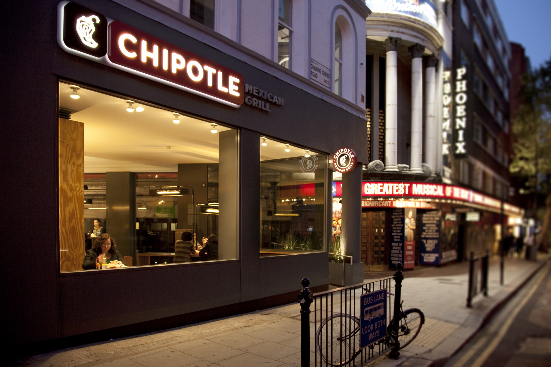 Chipotle was born of the radical belief that there is a connection between how food is raised and prepared and how it tastes