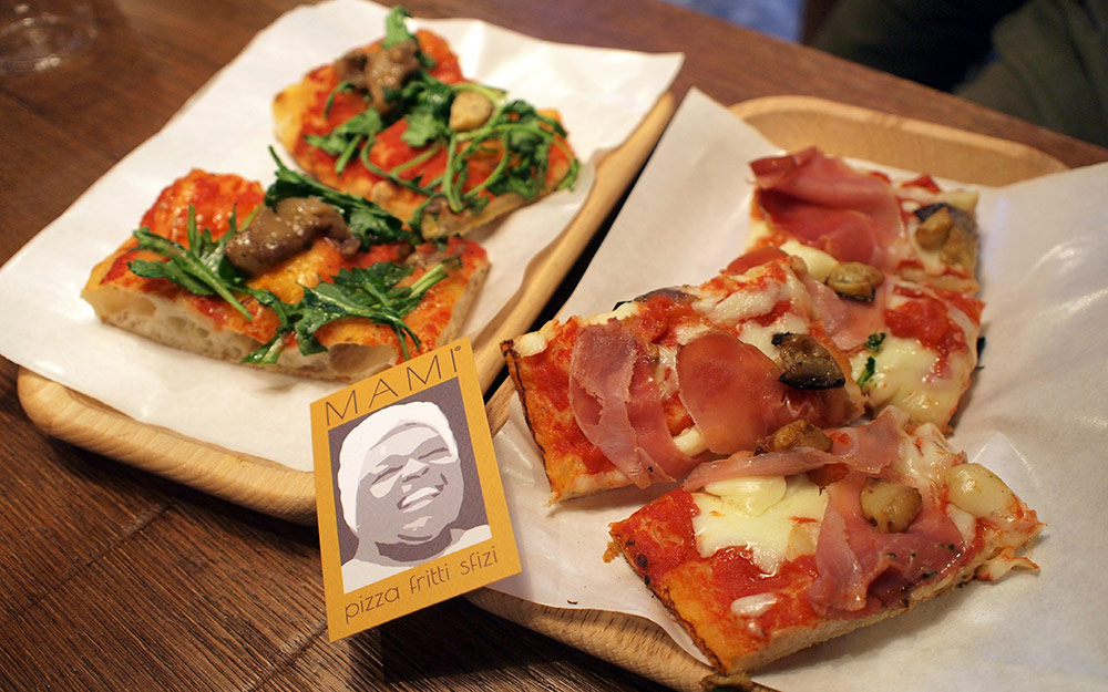 pizza mami roma
