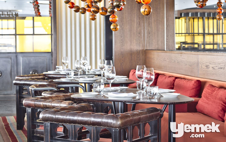 Raika Restaurant Oturma Grupları