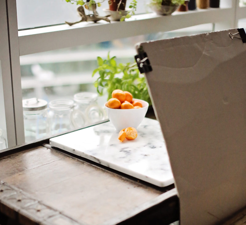 foodess.com - reflektör yapımı