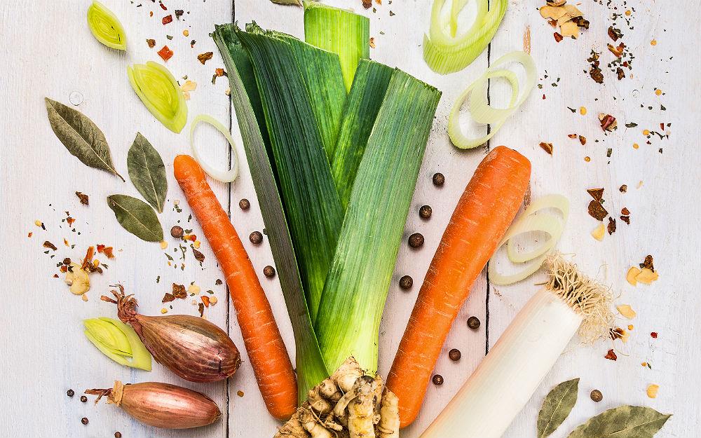 Sebze Bulyon İçerikleri