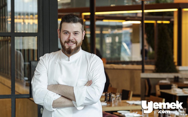 Tom's Kitchen İstanbul Şefi Deniz Ahmet Köse