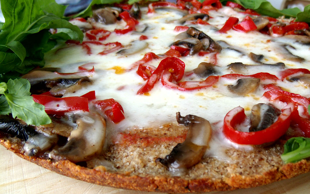 Galeta Pizzası Tarifi