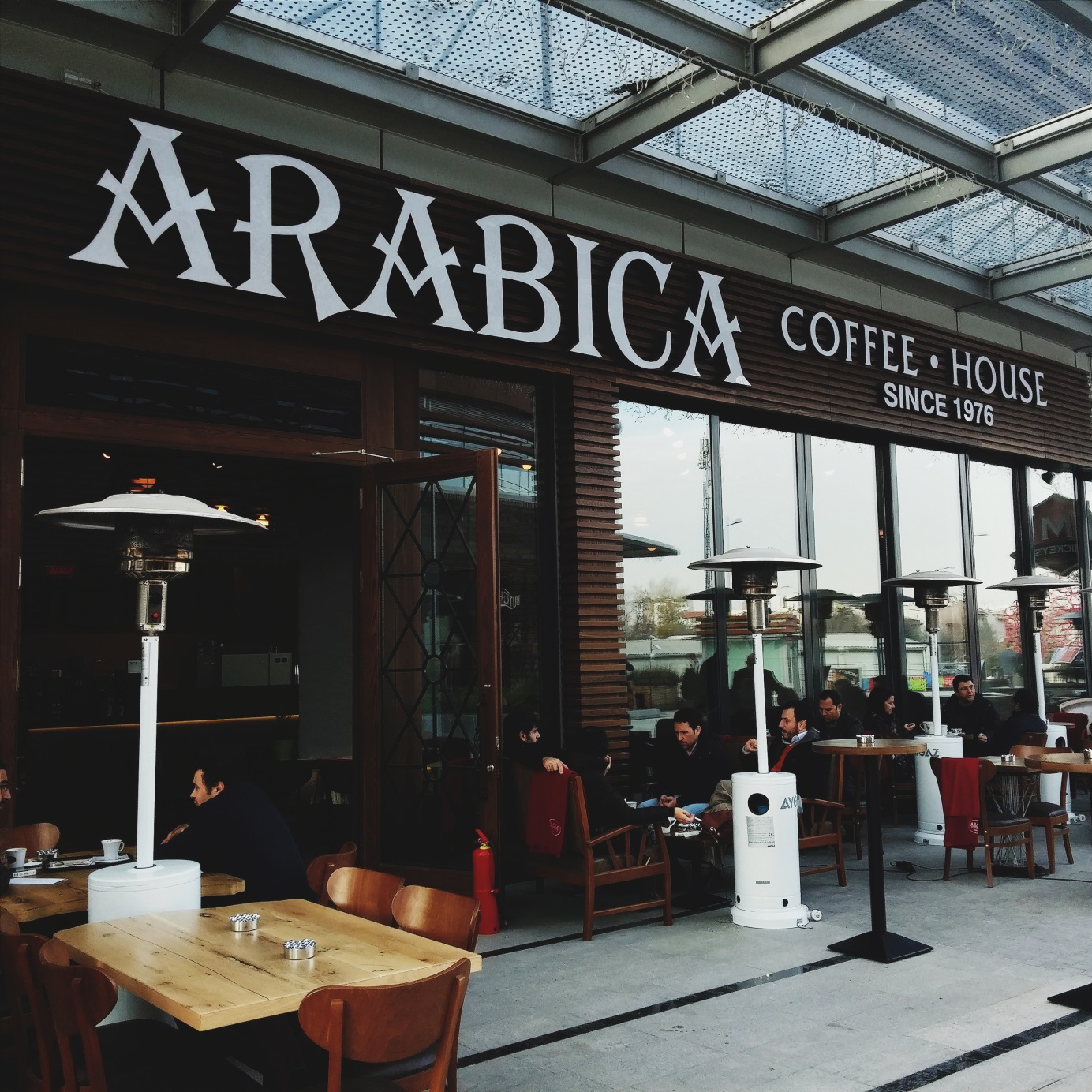 Arabica Coffee House - Ankara
