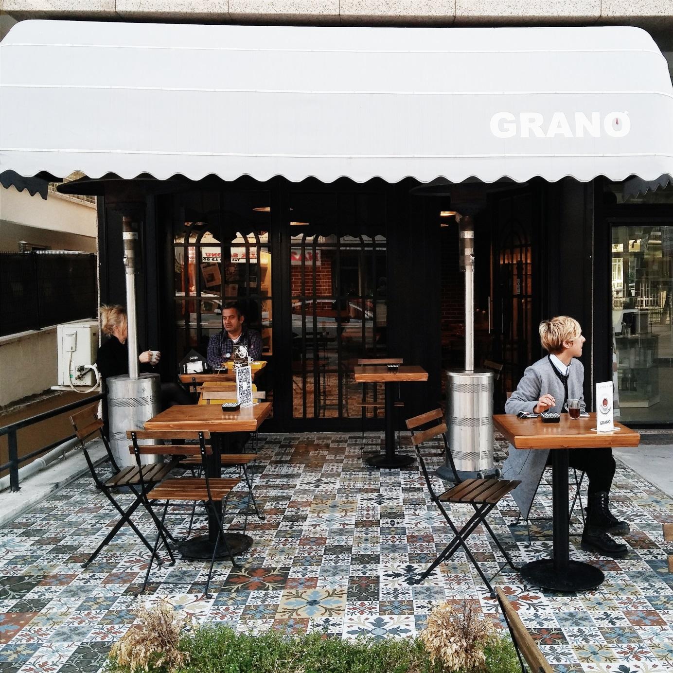 Grano Coffee and Sandwhices - Ankara