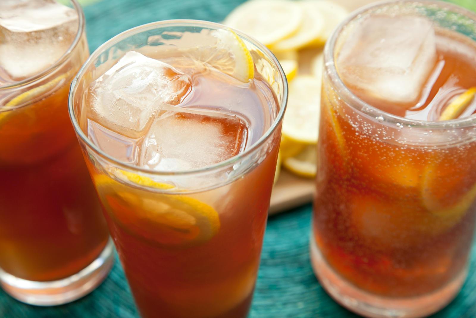 Evde Soğuk Çay Tarifi