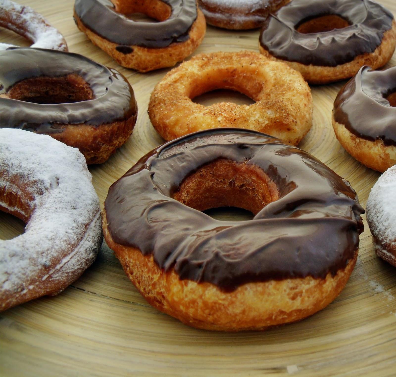 donut tarifi - yemekyolculugu