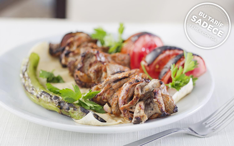 Şaşlık Kebabı Tarifi