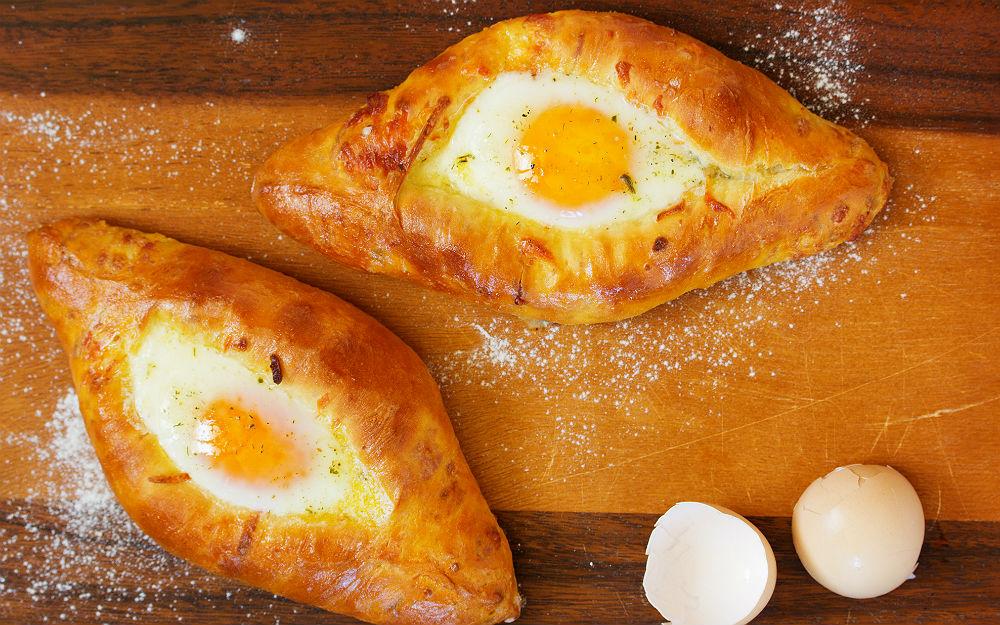 Yumurtalı Pide Tarifi