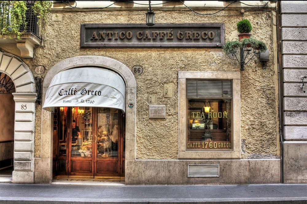 traveldo - caffe greco roma