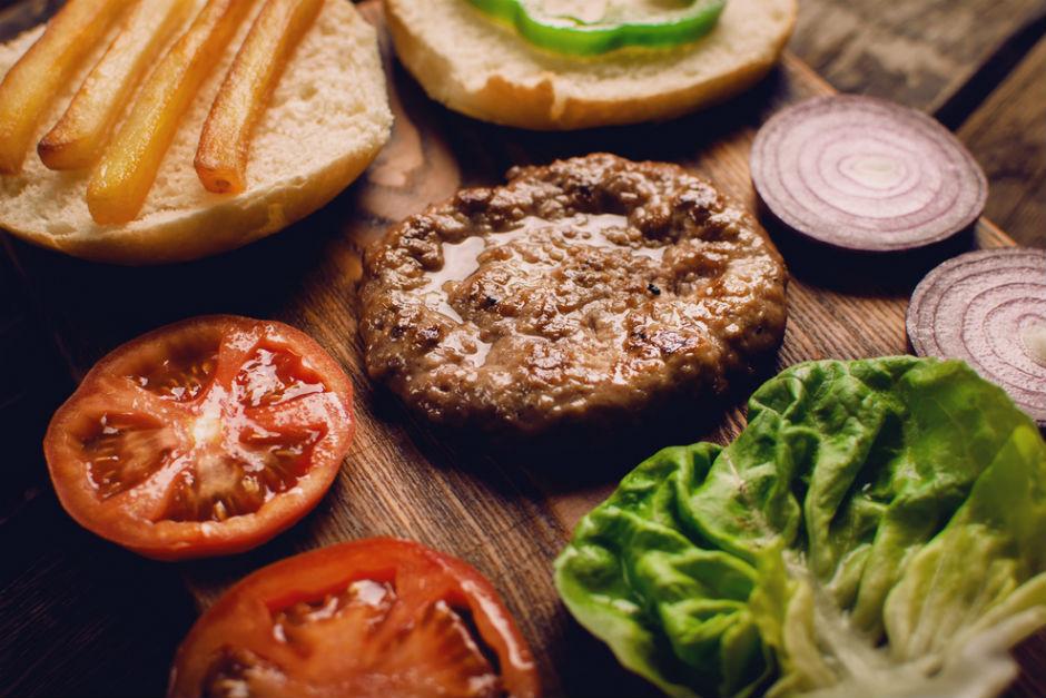 Hamburger Köftesi Tarifi