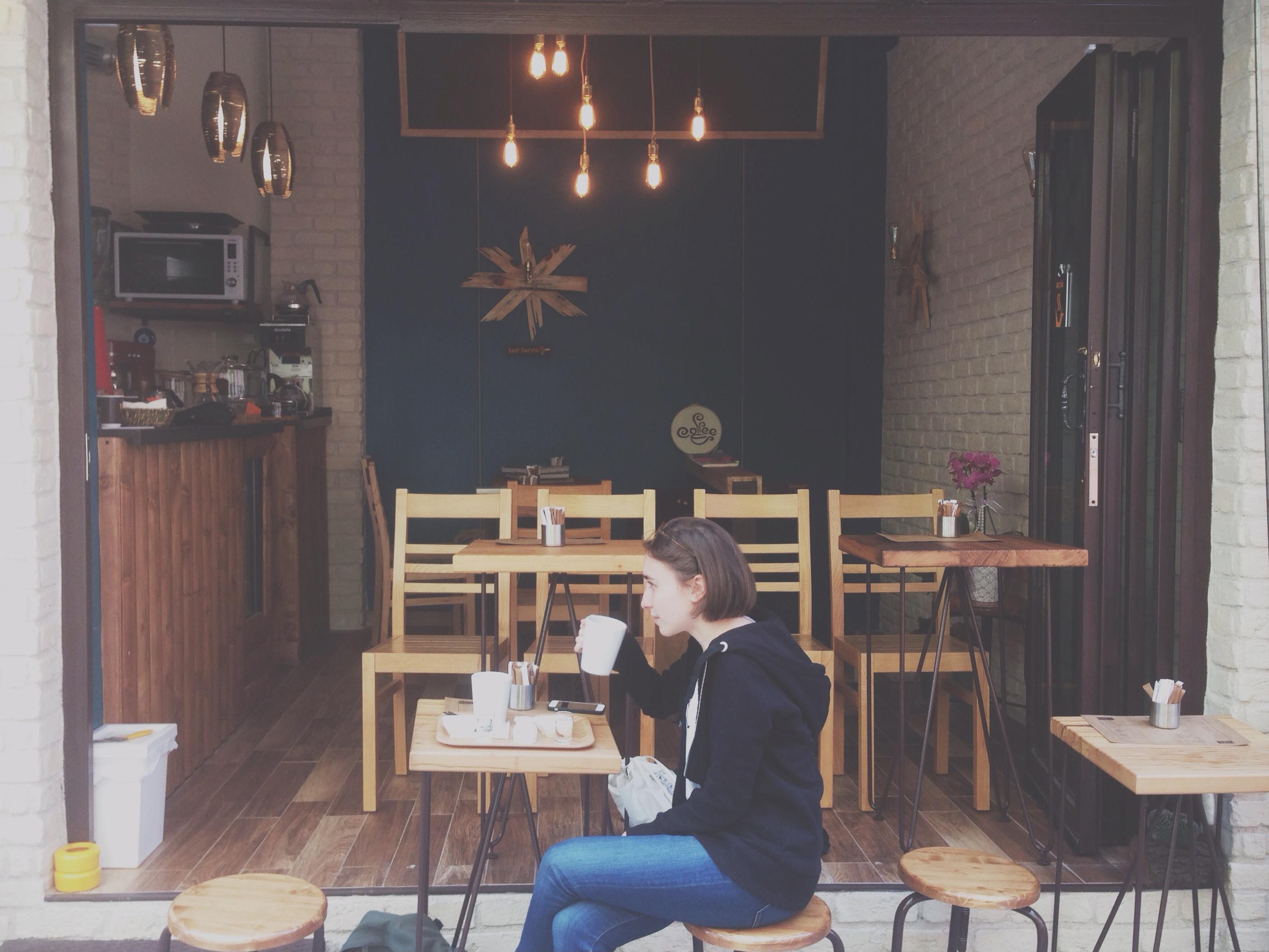 themagger - kadıköy tribu caffe artigiano