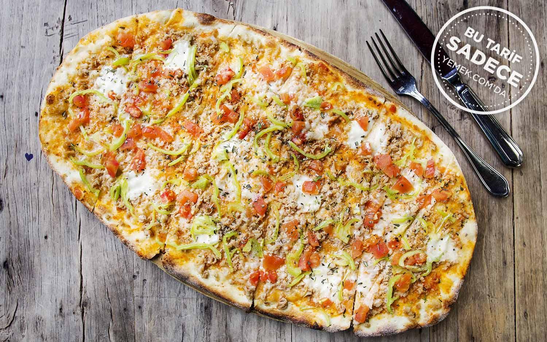 Kokoreç Pizza Tarifi