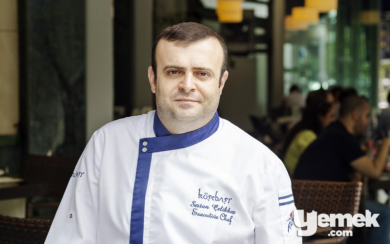 Köşebaşı Restoranları Mutfak Koordinatörü Sertan Çelikbaş