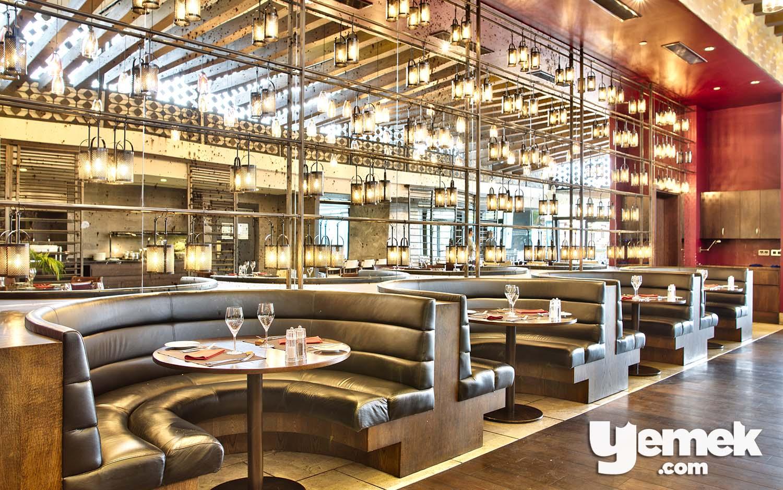 La Torre Restoran Özel Bölümler, Oturma Grupları
