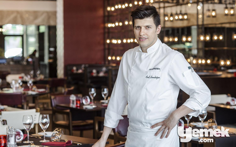 La Torre Restaurant Mutfak Şefi Erol Sarıdoğan