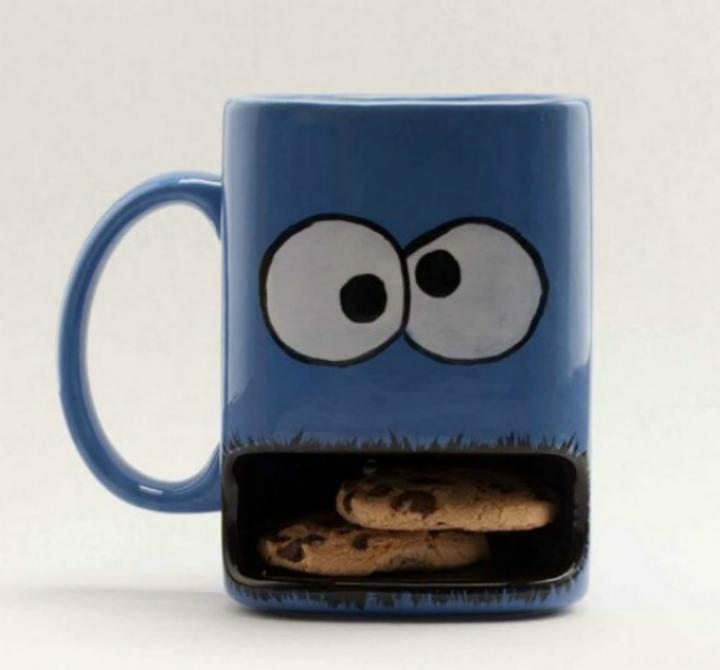 etsy - kurabiye canavarı kupa