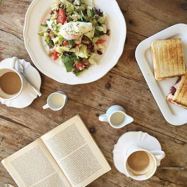 instagram - cafe inn datça
