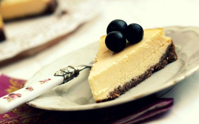 özge'nin oltasi - limonnlu cheesecake