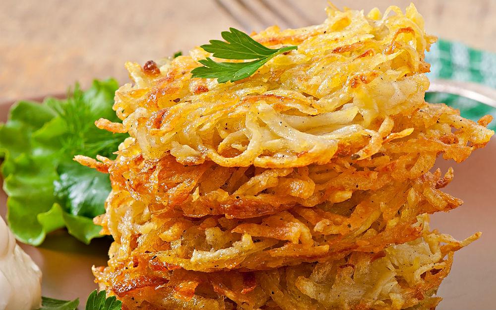 Patates Pancake Tarifi