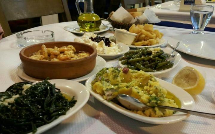 foursquare - sahil restoran