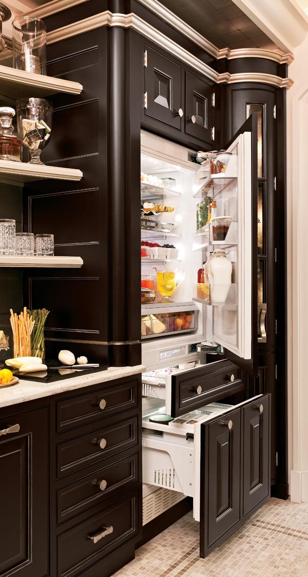 monogram - tasarım buzdolabı