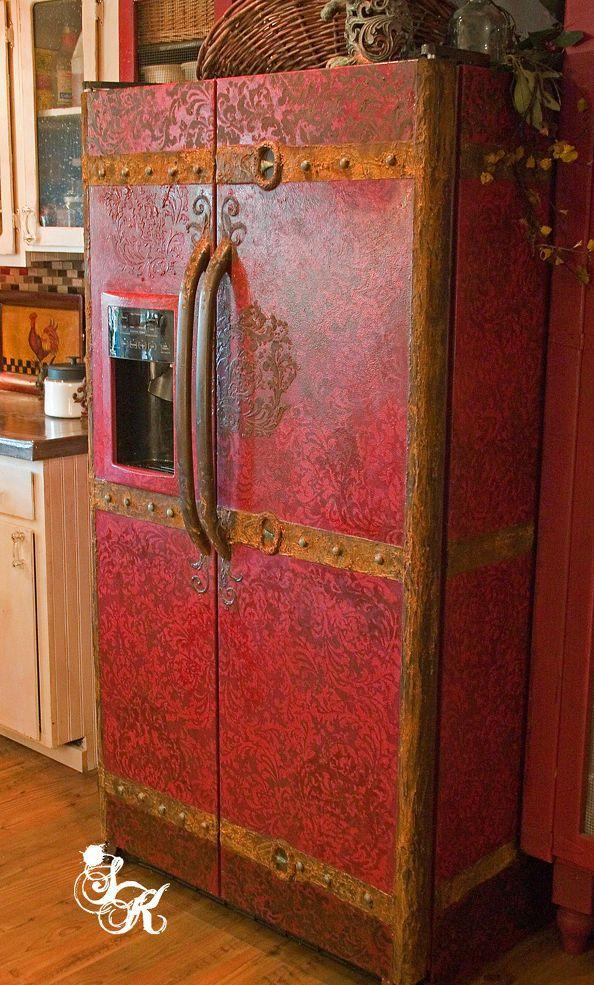 hometalk - tasarım buzdolabı