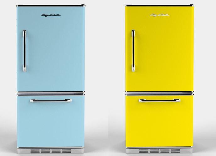 retrorenovation - tasarım buzdolabı