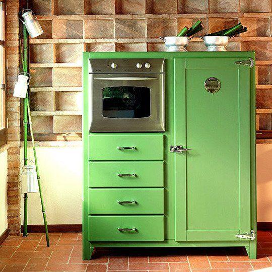 apartmenttherapy - tasarım buzdolabı