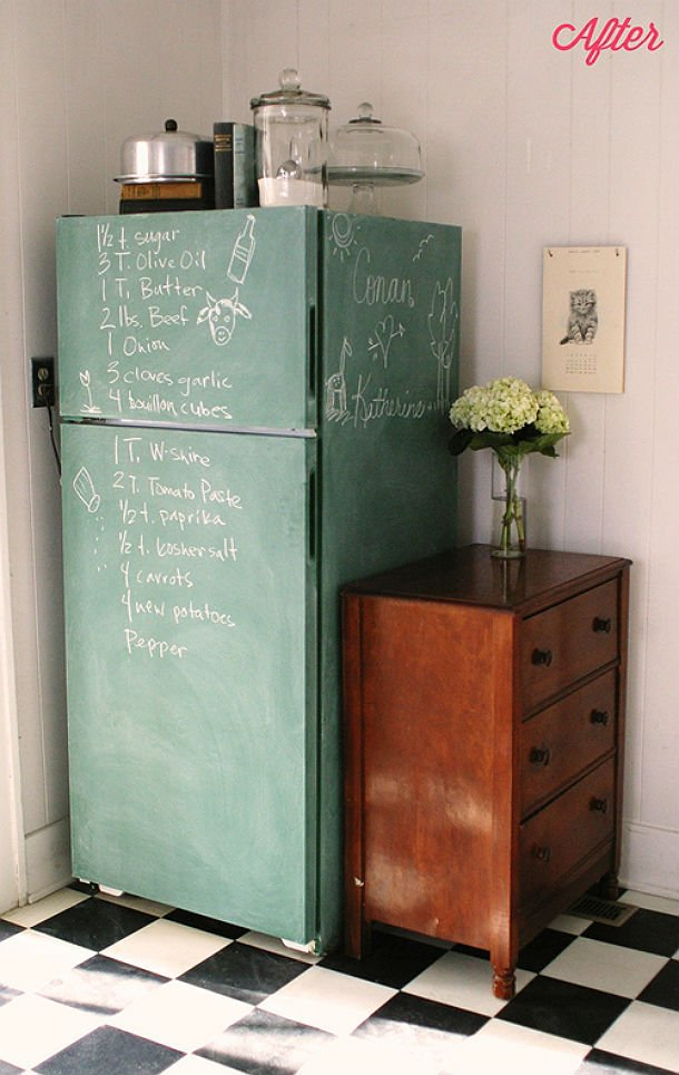welke - tasarım buzdolabı