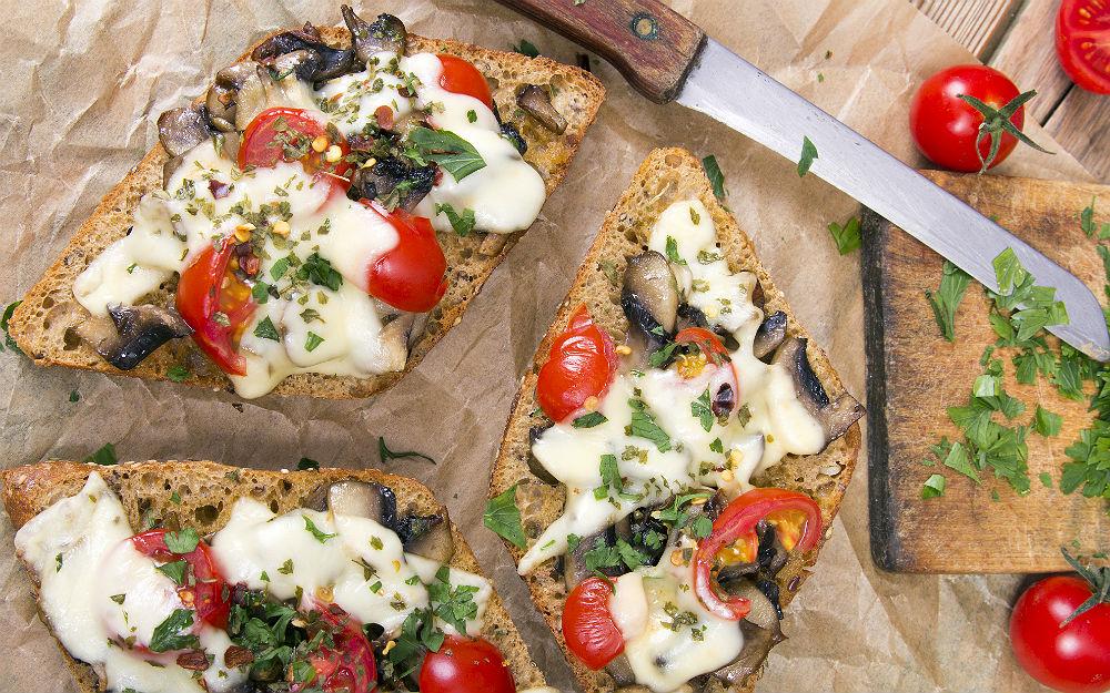 Fırında Ekmek Dilimleri Tarifi