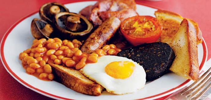 spgs - ingiliz kahvaltısı