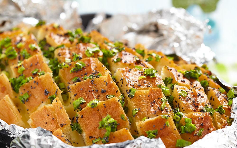 Üç Peynirli Ekmek Tarifi