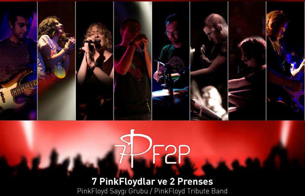 izmirdesanat - 7 pink floydlar ve 2 prenses